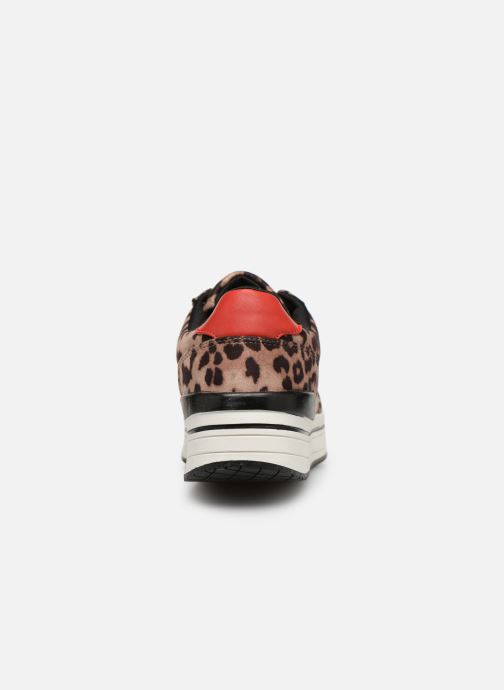 Sneakers I Love Shoes THILEO Brun Bild från höger sidan