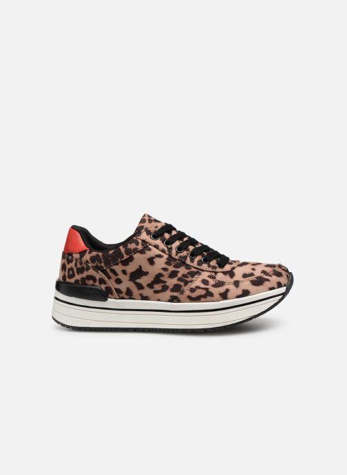 Sneaker I Love Shoes THILEO braun ansicht von hinten