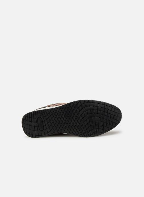 Sneaker I Love Shoes THILEO braun ansicht von oben