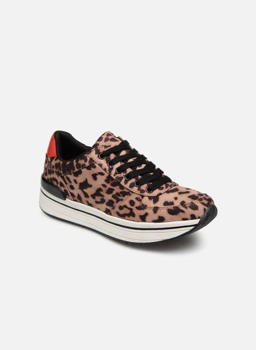 Sneakers I Love Shoes THILEO Brun detaljerad bild på paret