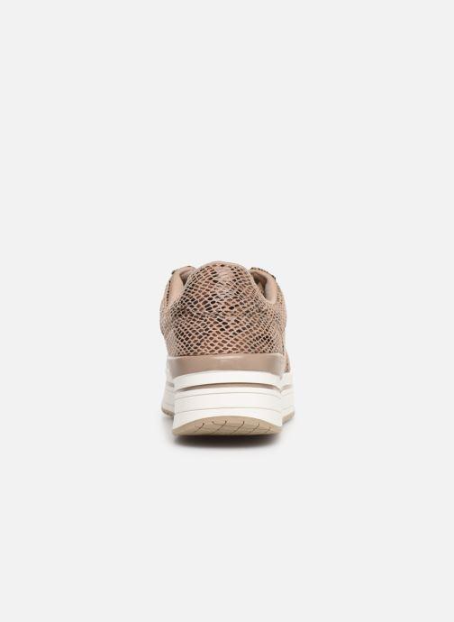 Baskets I Love Shoes THILEO Marron vue droite