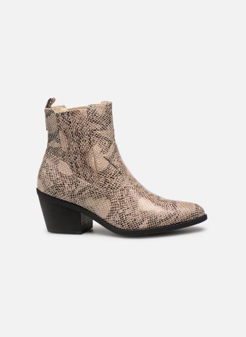 Ankelstøvler I Love Shoes THITIAG Beige se bagfra