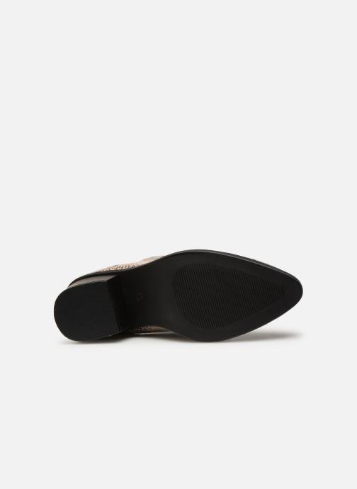 Botines  I Love Shoes THITIAG Beige vista de arriba