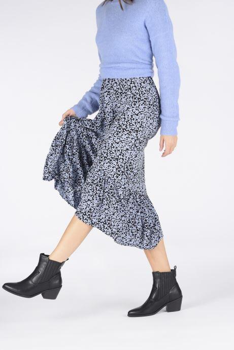 Stiefeletten & Boots I Love Shoes THITIAG schwarz ansicht von unten / tasche getragen