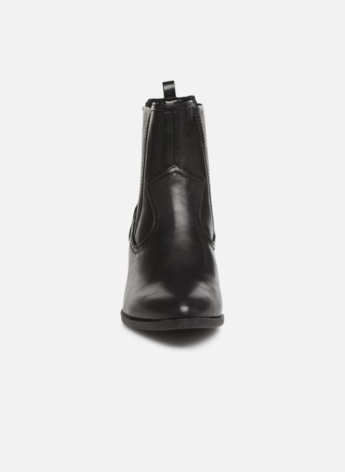Ankle boots I Love Shoes THITIAG Black model view