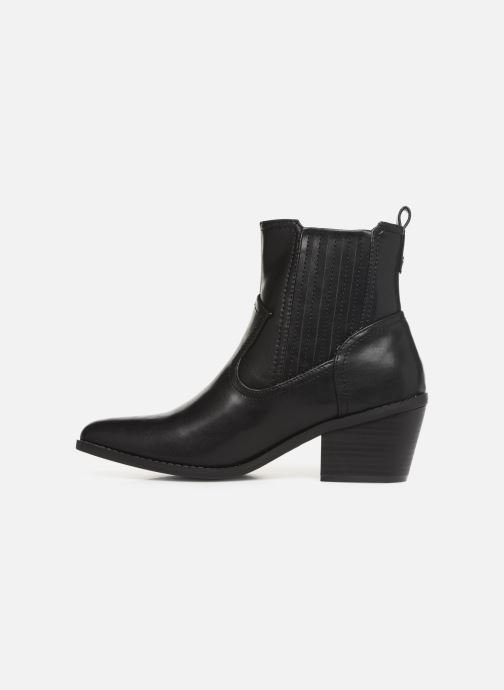 Ankle boots I Love Shoes THITIAG Black front view