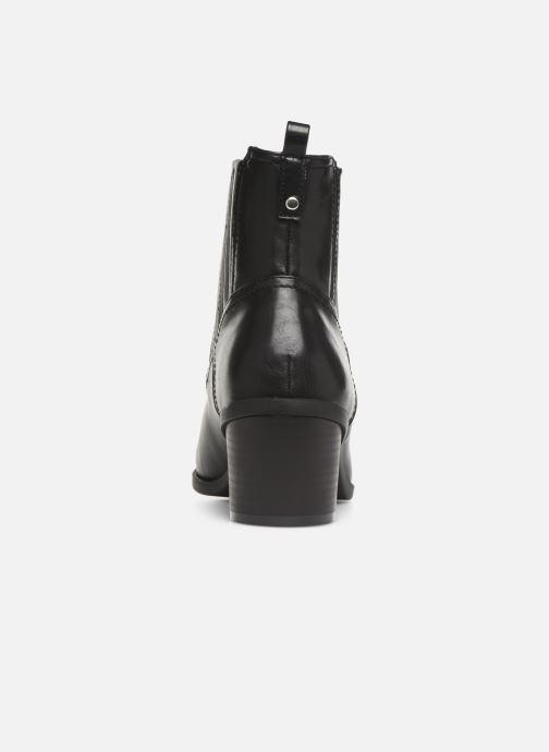 Stivaletti e tronchetti I Love Shoes THITIAG Nero immagine destra