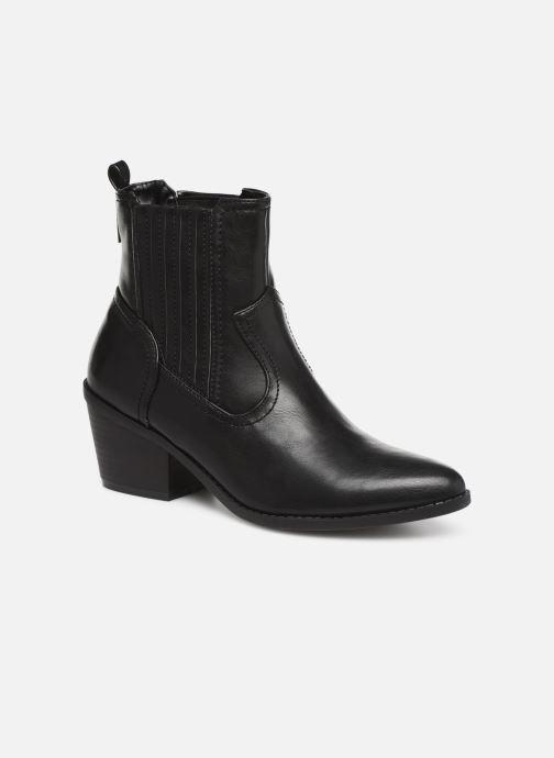 Botines  I Love Shoes THITIAG Negro vista de detalle / par
