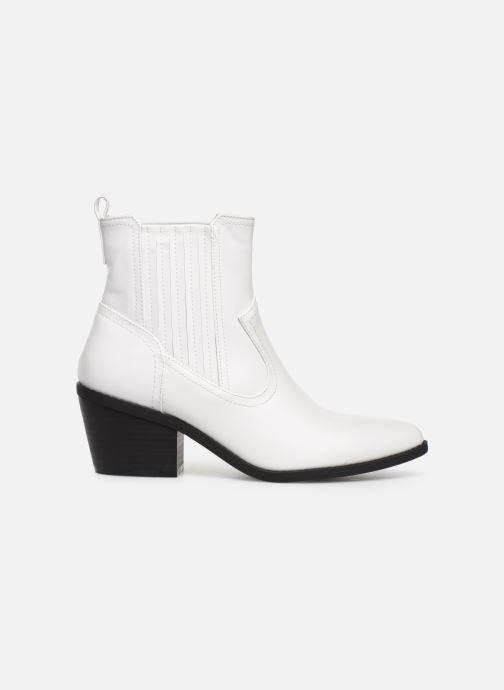 Boots en enkellaarsjes I Love Shoes THITIAG Wit achterkant