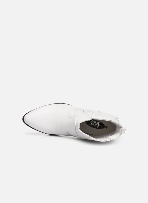Boots en enkellaarsjes I Love Shoes THITIAG Wit links