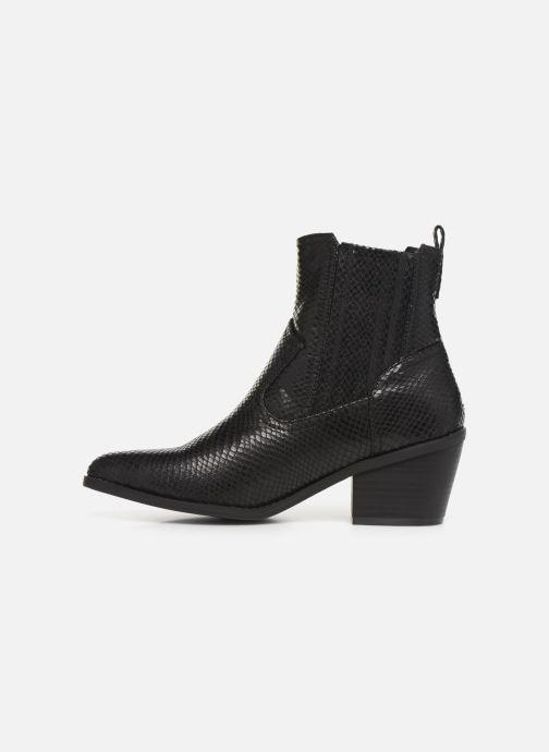Boots en enkellaarsjes I Love Shoes THITIAG Zwart voorkant