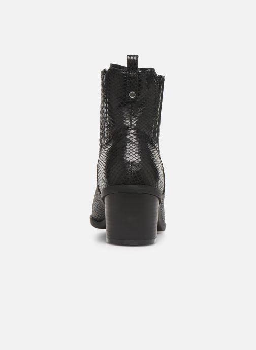 Boots en enkellaarsjes I Love Shoes THITIAG Zwart rechts