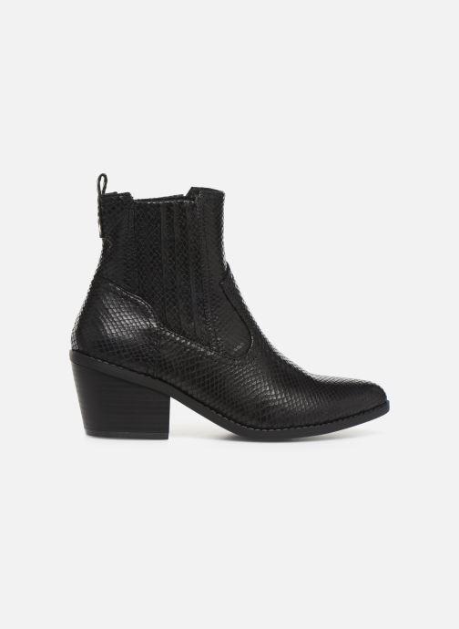 Boots en enkellaarsjes I Love Shoes THITIAG Zwart achterkant