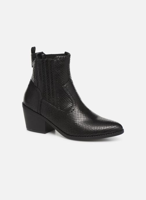 Ankle boots I Love Shoes THITIAG Black detailed view/ Pair view