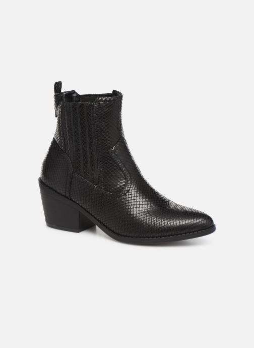 Ankelstøvler I Love Shoes THITIAG Sort detaljeret billede af skoene