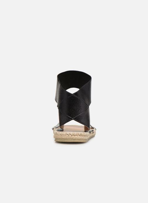 Sandalen I Love Shoes THUC Zwart rechts