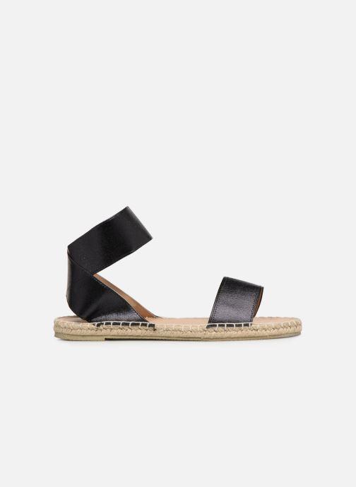 Sandales et nu-pieds I Love Shoes THUC Noir vue derrière