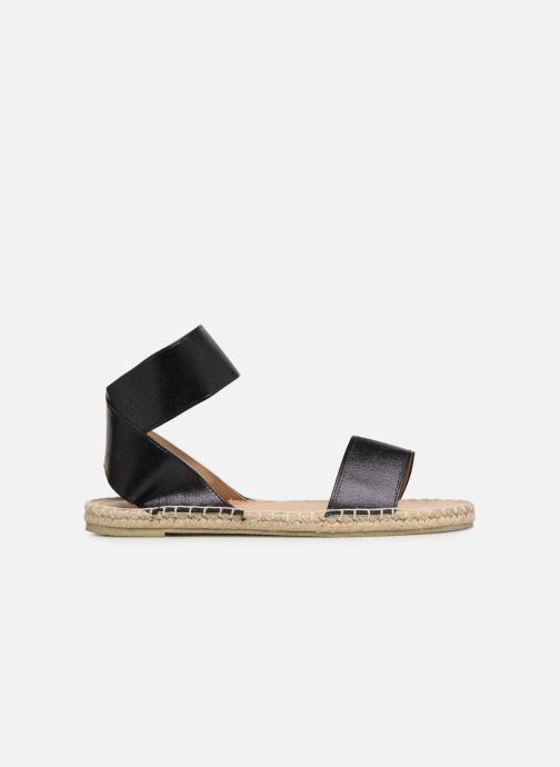 Sandalias I Love Shoes THUC Negro vistra trasera
