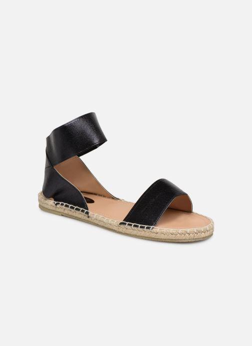 Sandalias I Love Shoes THUC Negro vista de detalle / par