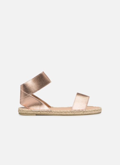 Sandales et nu-pieds I Love Shoes THUC Rose vue derrière
