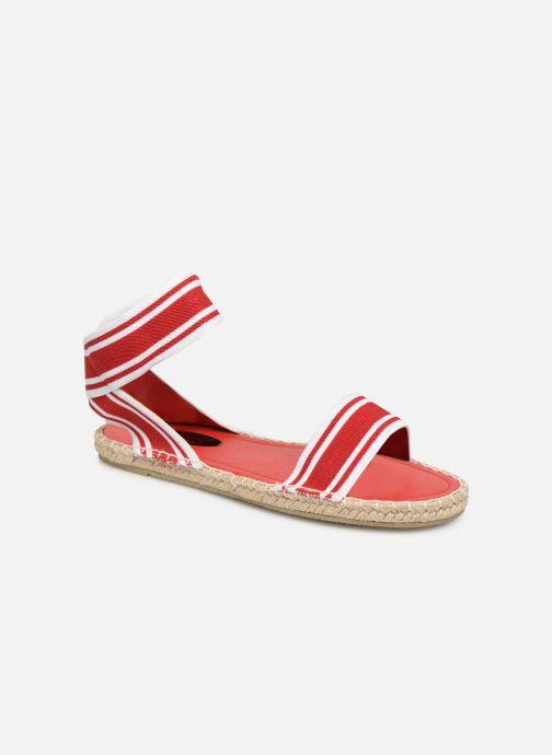 Sandales et nu-pieds I Love Shoes THUC Rouge vue détail/paire