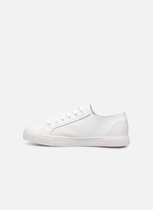 Baskets I Love Shoes THIA Blanc vue face