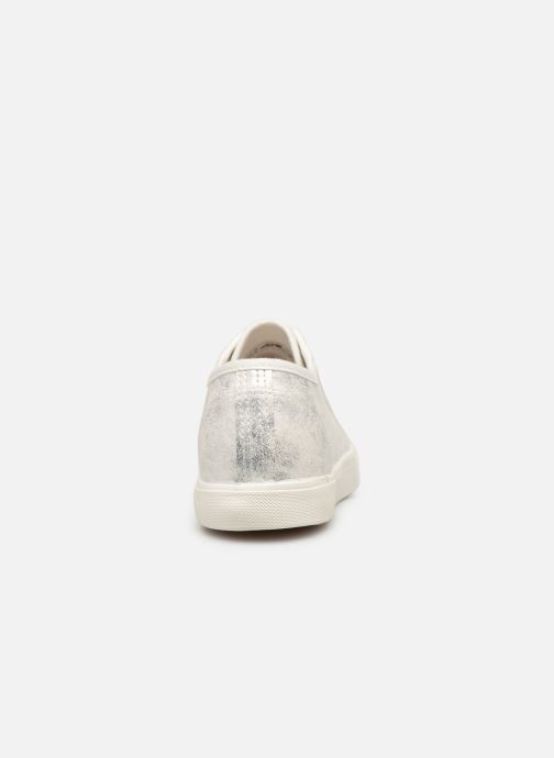 Sneakers I Love Shoes THIA Argento immagine destra