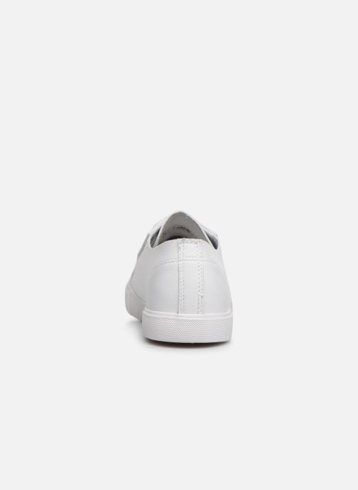 Baskets I Love Shoes THIA Blanc vue droite