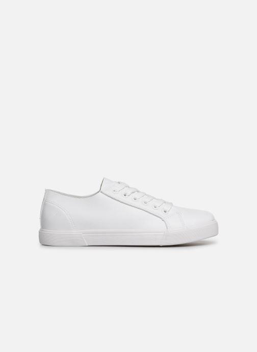 Baskets I Love Shoes THIA Blanc vue derrière