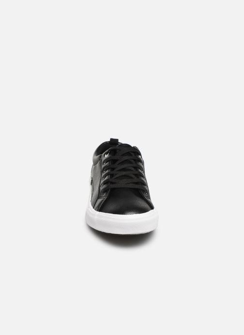 Baskets I Love Shoes THUDOR Noir vue portées chaussures