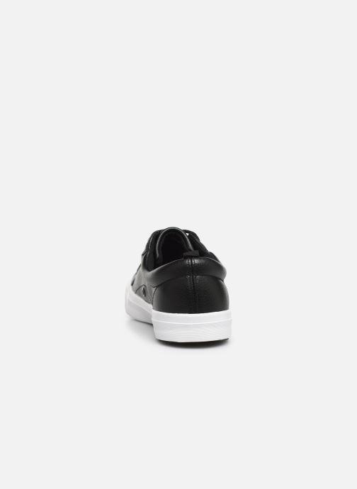 Deportivas I Love Shoes THUDOR Negro vista lateral derecha