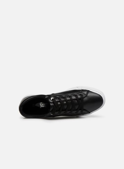 Trainers I Love Shoes THUDOR Black view from the left