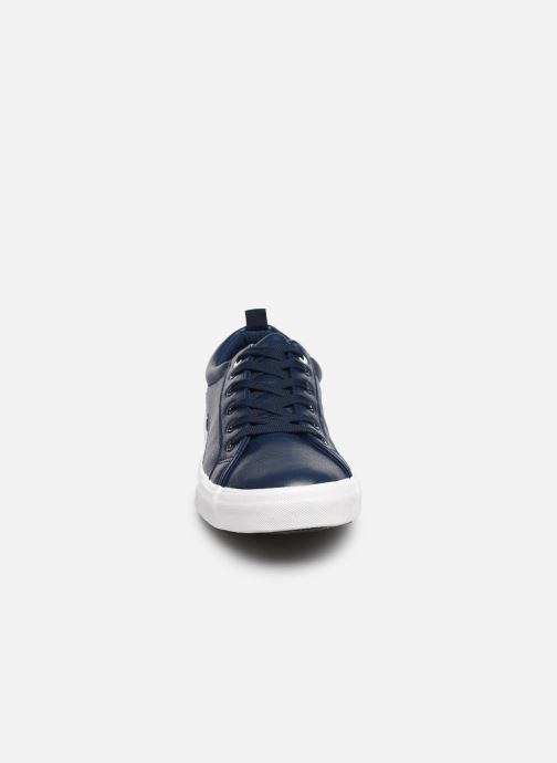 Deportivas I Love Shoes THUDOR Azul vista del modelo