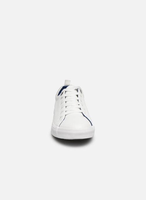 Baskets White Thudor Shoes Love I dBCxeo