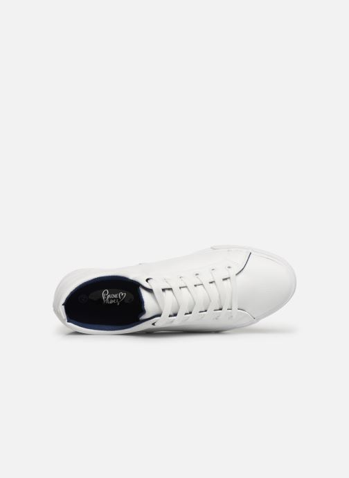 Sneakers I Love Shoes THUDOR Bianco immagine sinistra