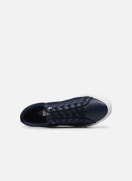 Sneakers I Love Shoes THUDOR Azzurro immagine sinistra