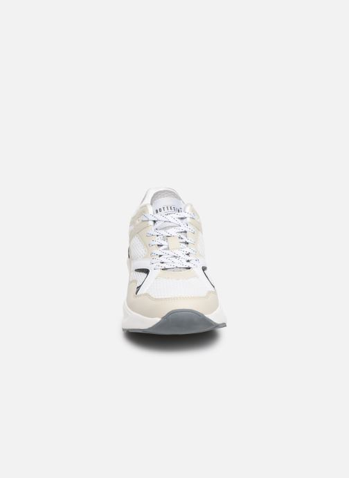 Baskets I Love Shoes THONI bold Beige vue portées chaussures