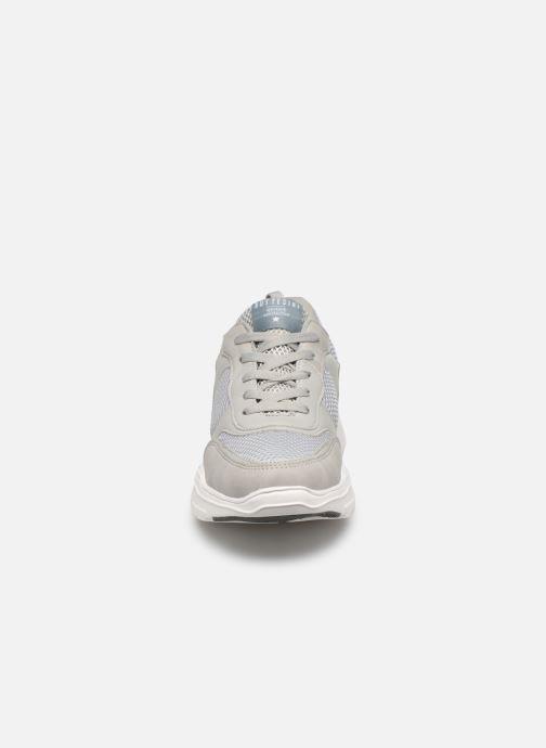 Baskets I Love Shoes THITOUAN bold Gris vue portées chaussures