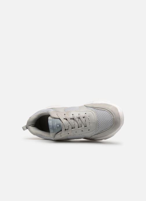 Baskets I Love Shoes THITOUAN bold Gris vue gauche