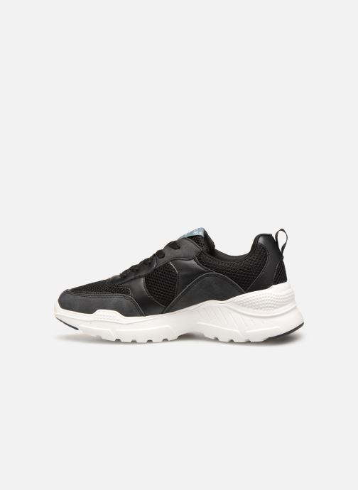 Trainers I Love Shoes THITOUAN bold Black front view
