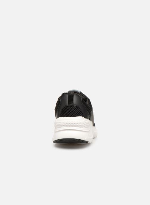 Deportivas I Love Shoes THITOUAN bold Negro vista lateral derecha