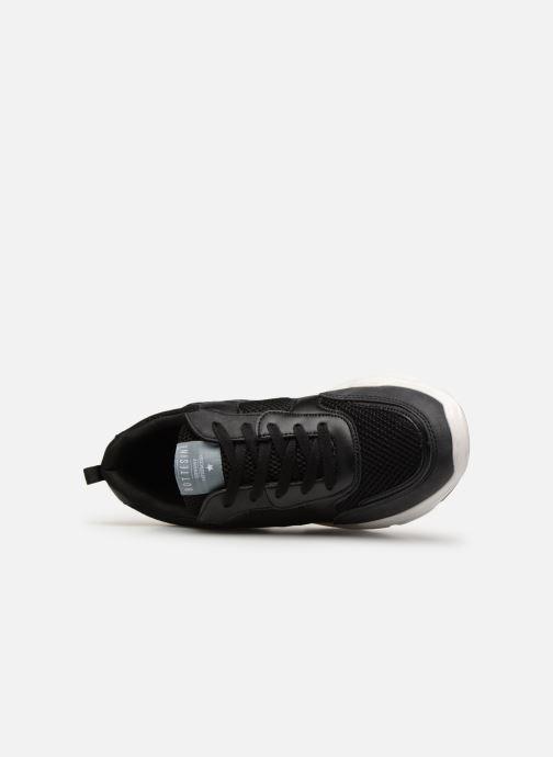 Deportivas I Love Shoes THITOUAN bold Negro vista lateral izquierda