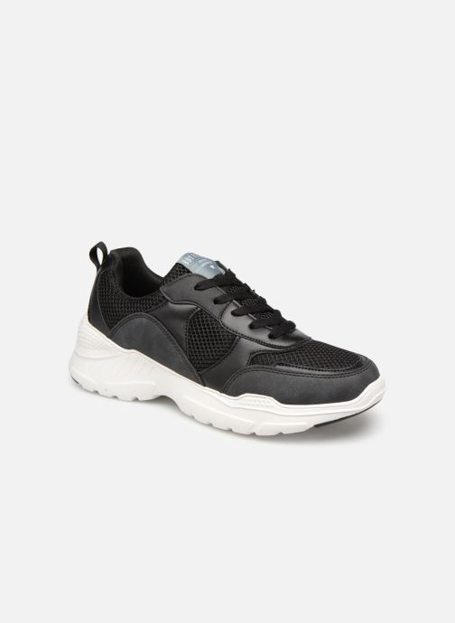 Trainers I Love Shoes THITOUAN bold Black detailed view/ Pair view