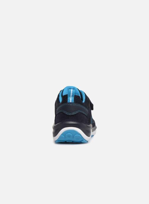 Chaussures de sport Superfit Sport6 GTX Bleu vue droite