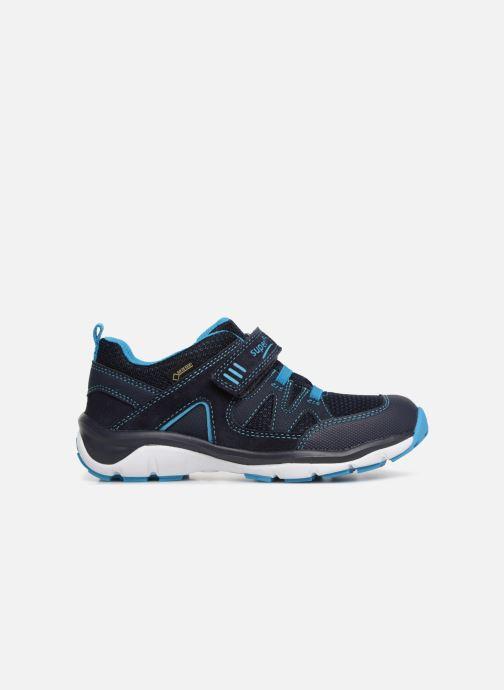 Chaussures de sport Superfit Sport6 GTX Bleu vue derrière