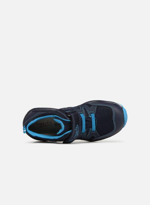 Chaussures de sport Superfit Sport6 GTX Bleu vue gauche