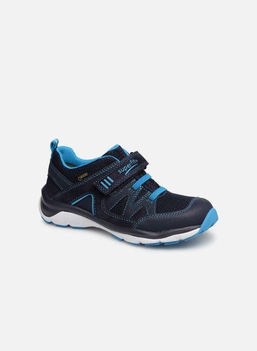 Chaussures de sport Superfit Sport6 GTX Bleu vue détail/paire