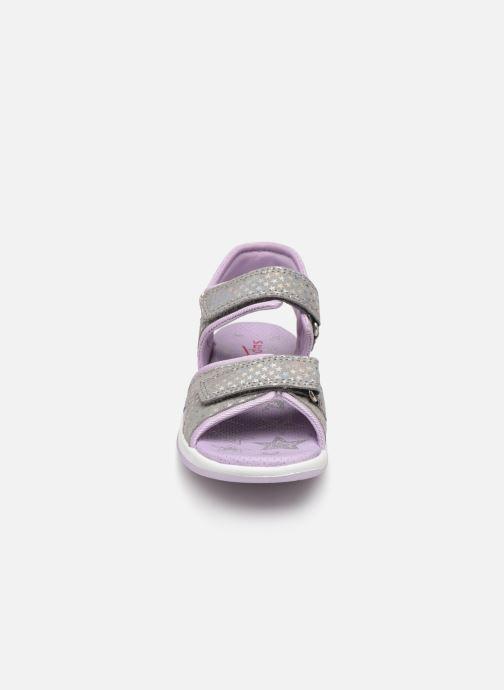 Sandales et nu-pieds Superfit Sunny Multicolore vue portées chaussures