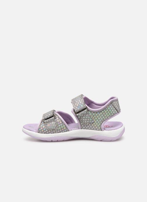Sandales et nu-pieds Superfit Sunny Multicolore vue face
