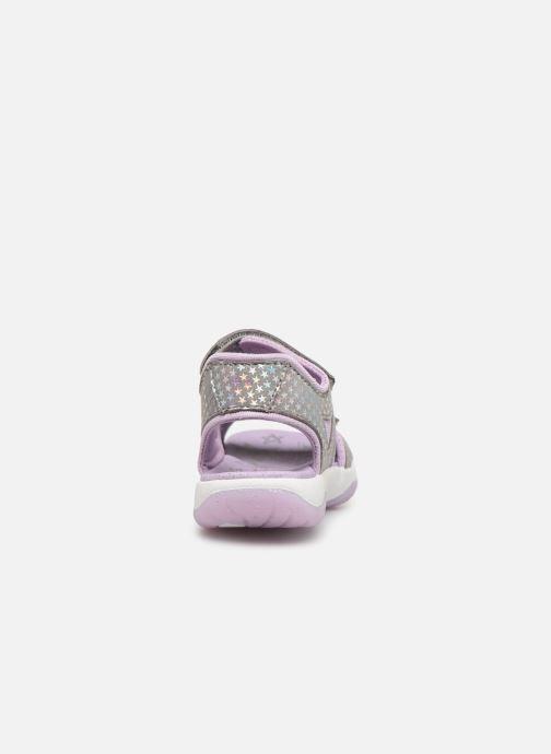 Sandales et nu-pieds Superfit Sunny Multicolore vue droite